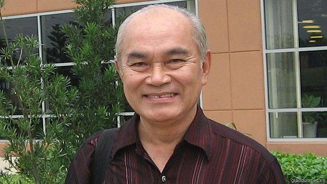 GS. Lâm Quang Thiệp