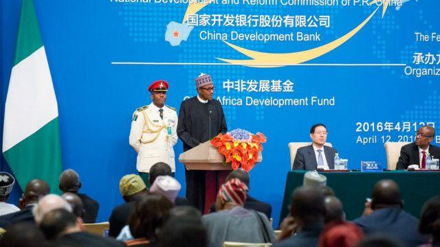 China za ta tallafawa Najeriya da $6bn