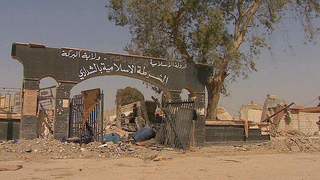"""Как жилось жителям города Шаддади при боевиках """"Исламского государства"""""""