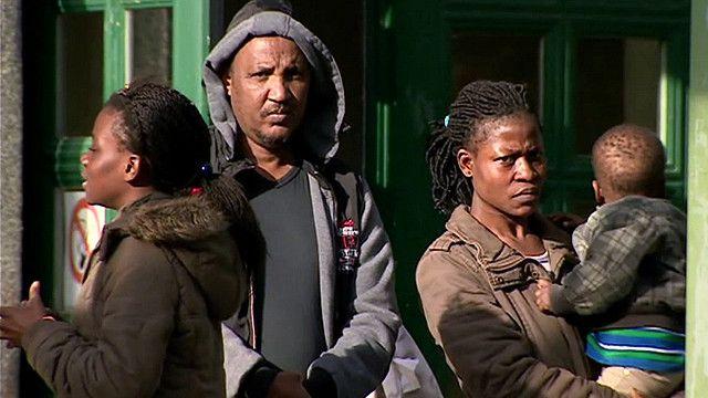 Иммигранты в Оберхаузене