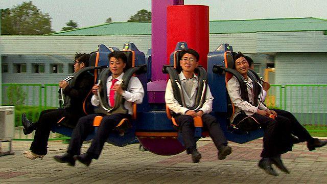 Jóvenes en Corea del Norte
