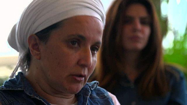 Израильтянка, пострадавшая при теракте
