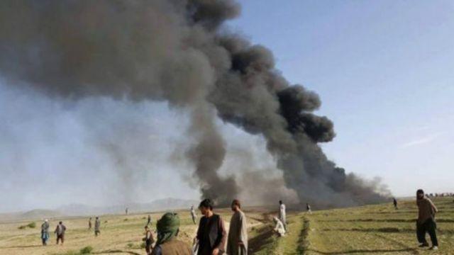 تصادف در شاهراه کابل-قندهار ۷۳ کشته به جا گذاشت