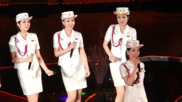 牡丹峰樂團