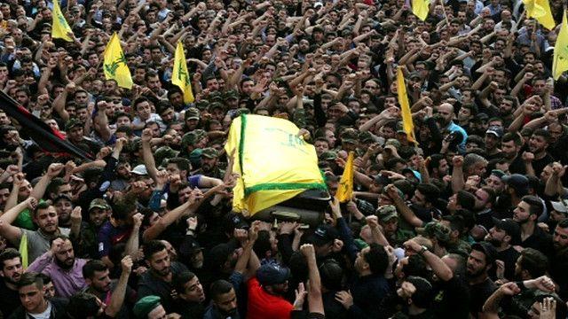 """حزب الله: """"جماعات تكفيرية"""" وراء مقتل القيادي مصطفى بدر الدين"""