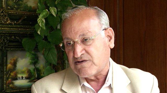 الدكتور ربحي حلوم محلل سياسي