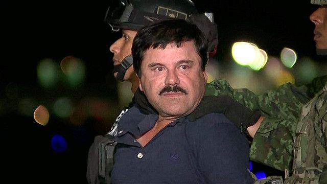 """المكسيك تسلم إمبراطور تهريب المخدرات """"إل تشابو"""" إلى أميركا"""
