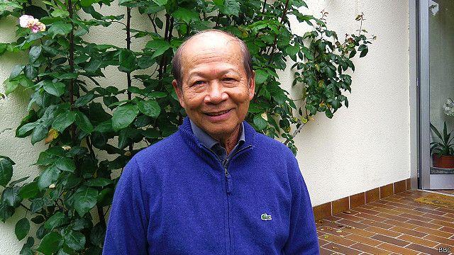 Giáo sư Phạm Xuân Yêm