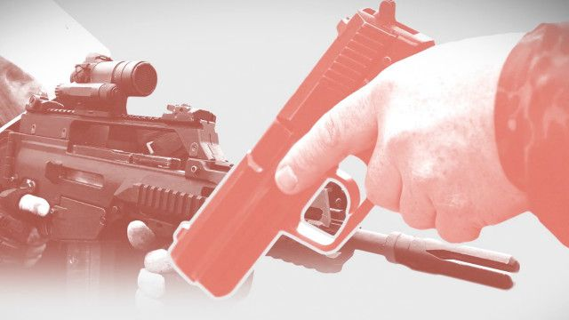 Легкое вооружение