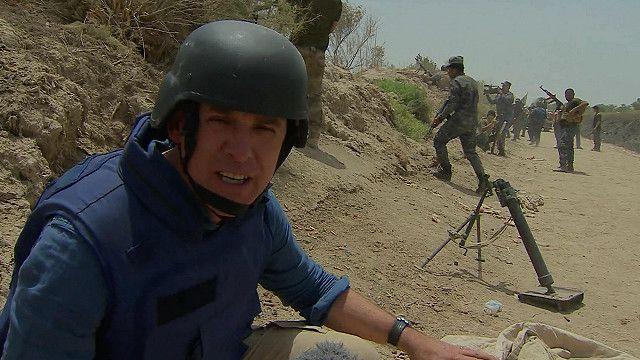 Джонатан Бил в Ираке
