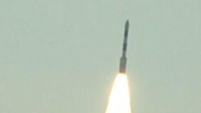Индия вывела на орбиту одновременно 20 спутников