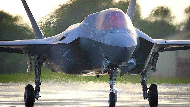 F-35B閃電II隱形式戰機