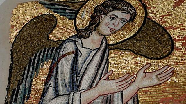 У церкві Різдва Христового знайшли мозаїку з ангелом
