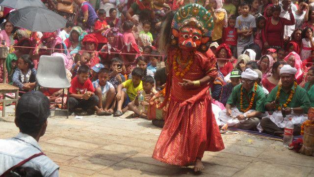 काठमाण्डुका १२ वर्षे  नृत्यहरु