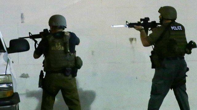 सामने आया डैलस हमलावर का विडियो