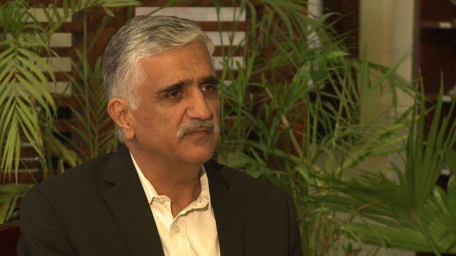 سندھ اینگرو کول مائننگ کمپنی  کے سی ای او شمس الدین احمد شیخ