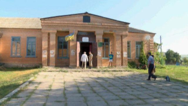 вибори в луганську