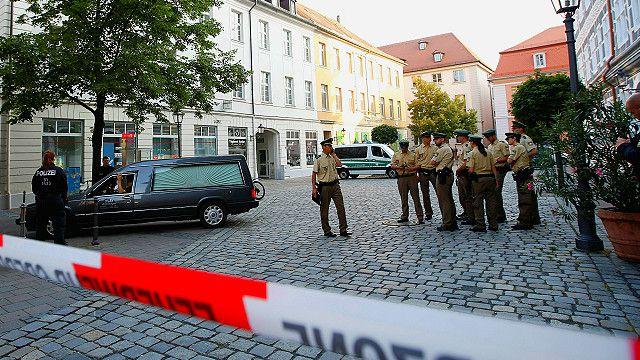 الشرطة الألمانية تحقق في الدوافع وراء تفجير انسباخ