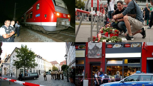 سبعة أيام دموية في ألمانيا