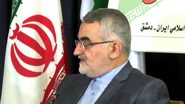 رئيس لجنة الأمن القومي الإيراني يزور الأسد في دمشق