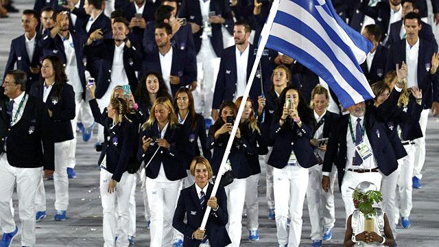 افتتاح الألعاب الأولمبية رسميا في ريو دي جانيرو