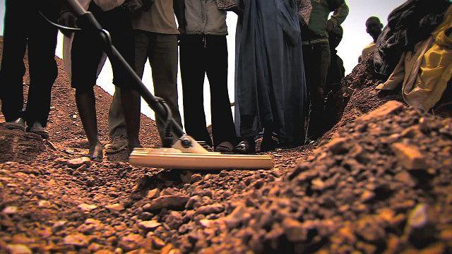 """""""حمى الذهب"""" تصيب العديد من سكان موريتانيا"""