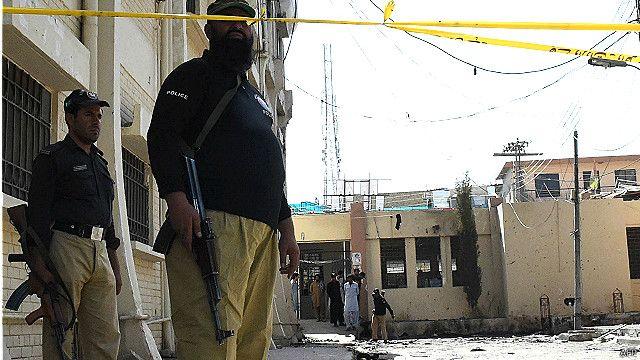 کوئٹہ میں شدت پسند حملہ