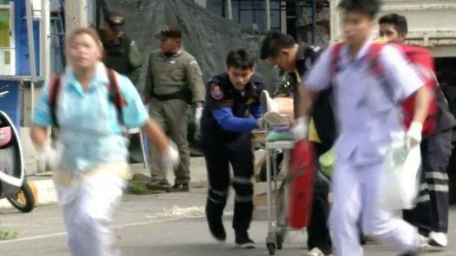 Nổ bom ở Thái Lan