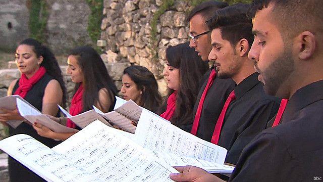 مهرجان الجوقة الفلسطيني