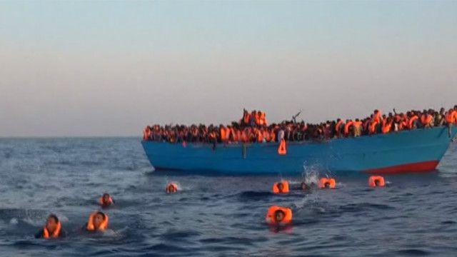 မြေထဲပင်လယ်တွင်း လှေစီး လာသူပေါင်း ၆၅၀၀ လောက်ကိုကယ်တင်ခဲ့