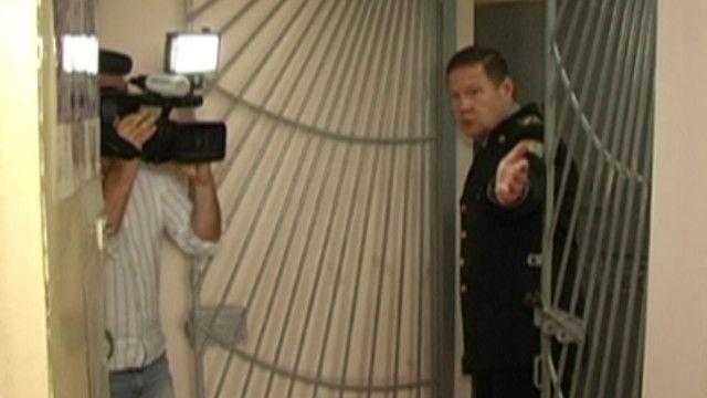 """СБУ показала """"таємну тюрму"""" у Харкові"""