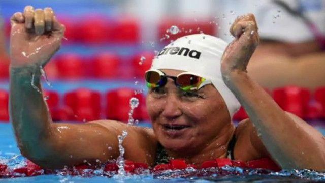 Зульфія принесла перше паралімпійське золото Казахстану