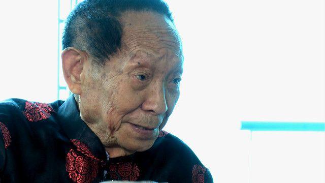 袁隆平在香港接受BBC中文網專訪(3/10/2016)