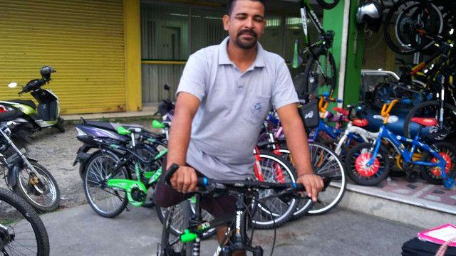 यमलाल रसाईली, अपाङ्ग साइकल यात्री
