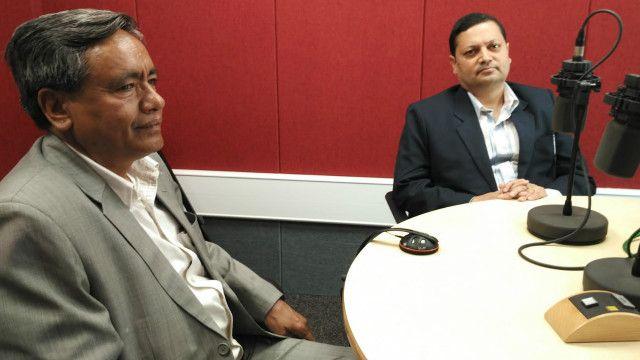 नयाँ नेपाल, सुरेन्द्र कार्की, निश्चलनाथ पाण्डे