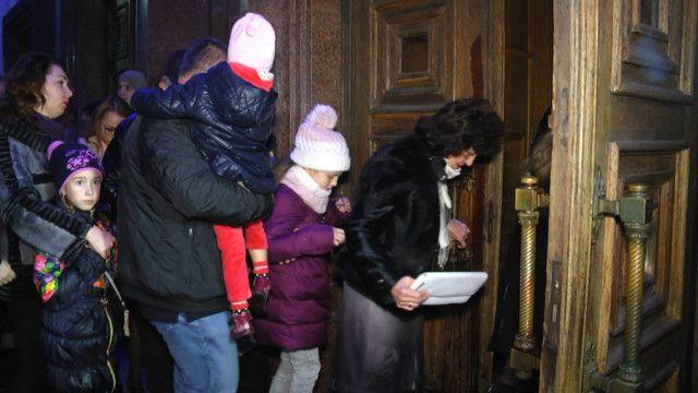 Активісти протестували через виступ співаків Потапа та Насті Каменських у Чернігові