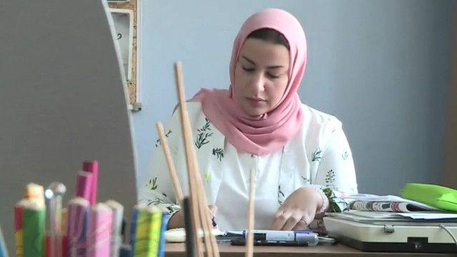 挑战男性威权的阿拉伯女性漫画家