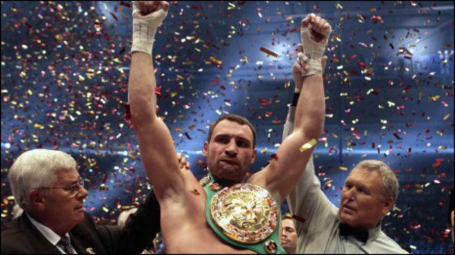 Klitschko hadapi Briggs - BBC News Indonesia