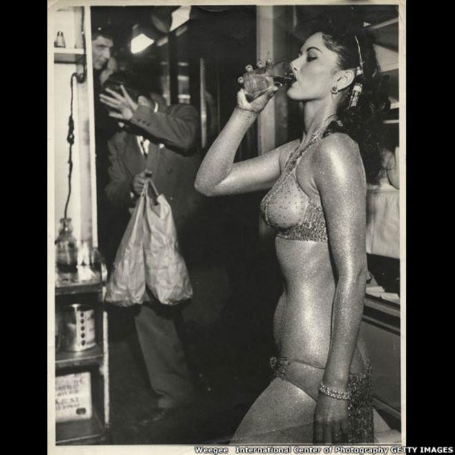 En Fotos Hollywood Al Desnudo Bbc News Mundo
