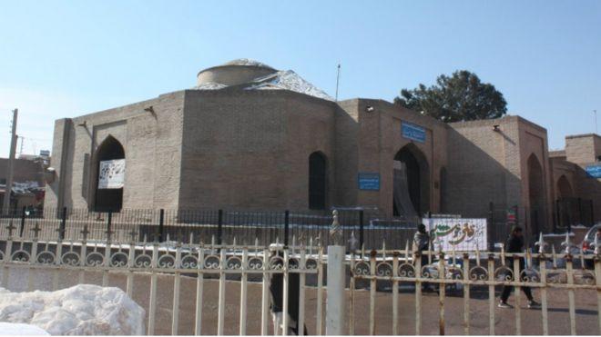 نتیجه تصویری برای حوض ملک هرات