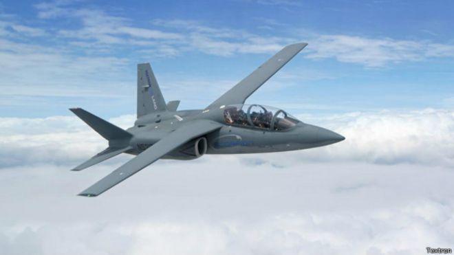 Aviones de combate de bajo costo, el futuro de la fuerza aérea - BBC ...