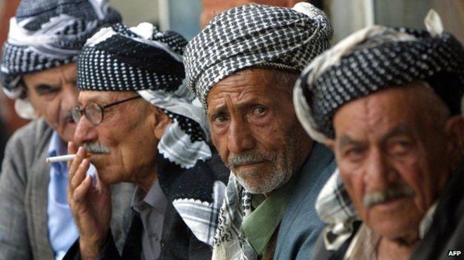 من هم الأكراد؟