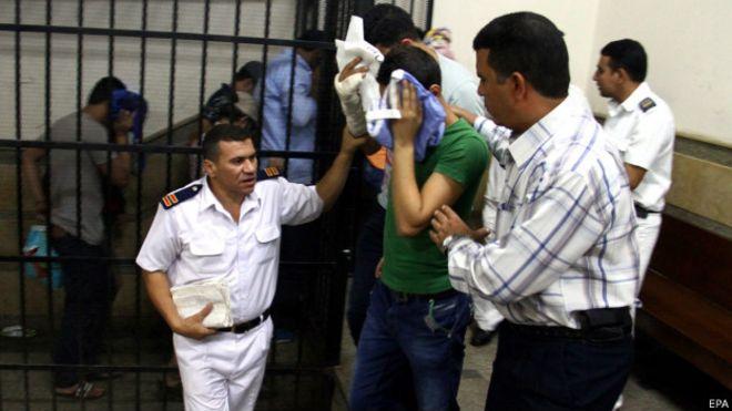 Египет гомосексуалисты