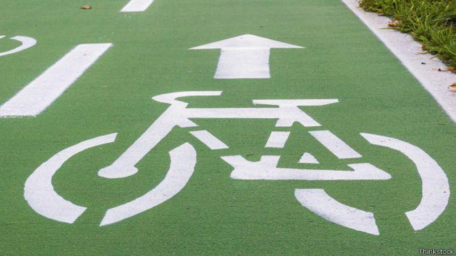 La bici adelgaza barriga