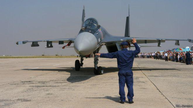 Китай больше не будет покупать Су-35