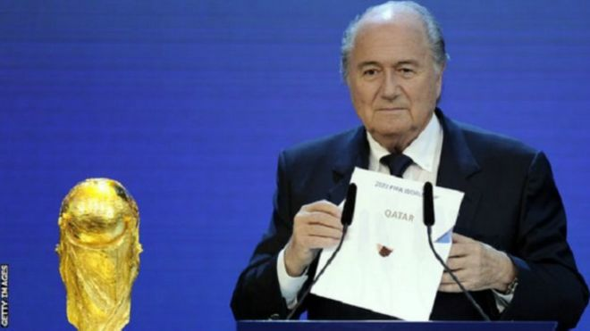 piala dunia 2022 tuduhan korupsi qatar akan dicabut bbc news rh bbc com