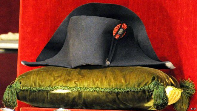 effef9063b4d5 Subastado sombrero de Napoleón en US 2