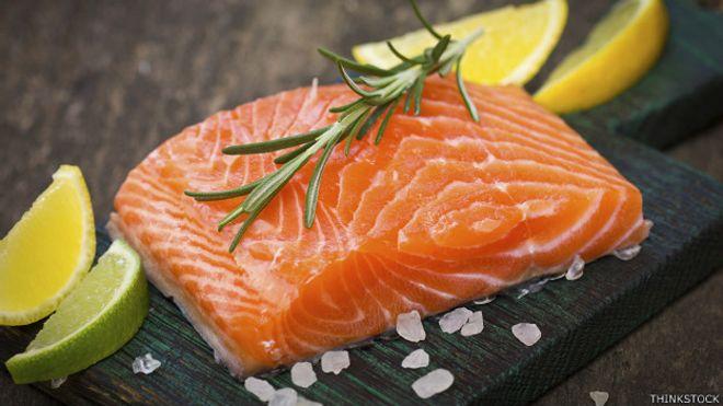 Beneficios del salmon a la plancha