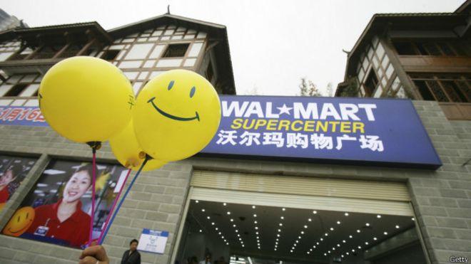 Por qué Walmart fracasó en China - BBC News Mundo