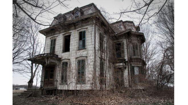 Las Casas Abandonadas Que Esconden Historias De Terror Bbc News Mundo